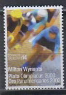 Uruguay. Milton Wynants. Champion Cycliste Uruguayen. 1 T-p Neuf ** - Uruguay