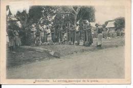 CONGO - BRAZZAVILLE - Le Service Municipal De La Voirie - Brazzaville