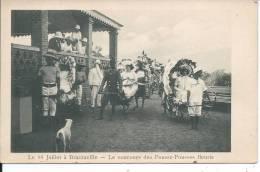 CONGO - BRAZZAVILLE - Le 14 Juillet - Le Concours Des Pousse-Pousses Fleuris - Brazzaville