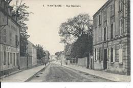 NANTERRE - Rue Gambetta - Nanterre