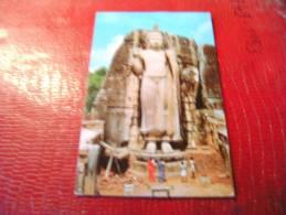 BC4-3-1 LC42 The Aukana Buddha Ceylon - Cartes Postales