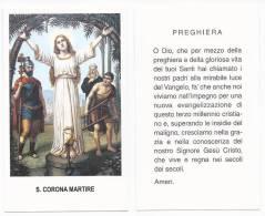 Santa Corona Martire - Sc.A - Santini