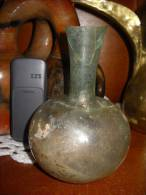 Grande Bouteille  Globulaire Epoque Romaine - Archeologie