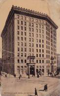 Michigan Detroit Pontchartrain Hotel 1909