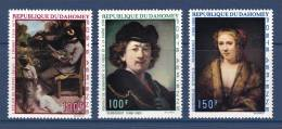 Dahomey 1969 ( Art - Paintings - By Rembrandt ) - MNH (**) - Rembrandt