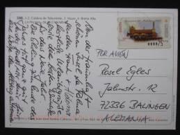 Ak Spanien Espana,  La Palma, Nice Stamps - La Palma