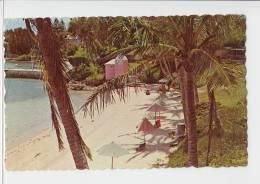 The Beach At Cambridge Somerset Rotary Club Of Hamilton Bermuda 1970 PC - Bermuda
