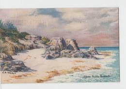 Elbow Beach  Bermuda 1929 PC - Bermuda