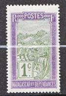 MADAGASCAR   N� 94 NEUF** LUXE