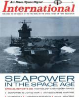Air Force / Space Digest - INTERNATIONAL - APRIL 1966 - Vietnam - Espace - Bateau - Avion - Missiles - Apollo   (3283) - Revistas & Periódicos