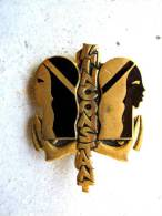 ANCIEN INSIGNE MARINE NATIONALE PERIODE INDOCHINE ? L'INCONSTANT DRAGO OLIVIER METRA DEPOSE ETAT EXCELLENT