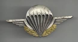 Insigne Militaire Brevet D´Initiation Au Parachutisme - Abzeichen & Ordensbänder