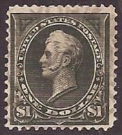 USA 1895 - Yvert #120 - VFU - 1847-99 Emissions Générales