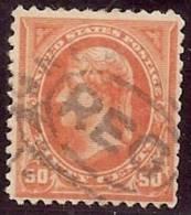 USA 1894 - Yvert #106 - VFU - Used Stamps