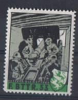 FP 525 - ARTILLERIE - F. BTTR. 53 - Vignettes