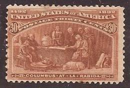 USA 1893 - Yvert #90 - MLH * - Unused Stamps