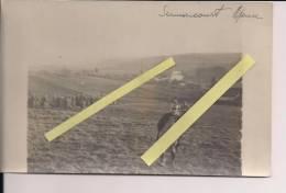 Senoncourt Meuse Le Village  Carte Photo Française  Poilus 1914-1918 14-18 Ww1 WWI 1.wk - War, Military
