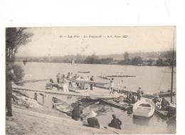 94 LA PIE  ( St MAUR )  Plaisirs Des  Bords De MARNE  La BAIGNADE Du Dimanche En 1925 - France