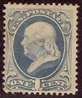 USA 1870/82 - Yvert #50 - MLH * - 1847-99 General Issues