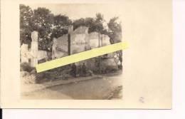 Etain Meuse Une Rue En Ruine Carte Photo Allemande Poilus 1914-1918 14-18 Ww1 WWI 1.wk - War, Military