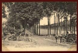 Cpa  Du  80  Amiens Le Parc De La Hotoie  CAR2 - Amiens