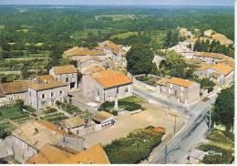 55 - MEUSE - SAVONNIERES-EN-PERTHOIS - Vue  Aérienne - Le  Centre  -  Format  10,5  X  15 - France