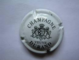 Capsule De Champagne Muselet - VEUVE DURAND - Durand (Veuve)