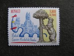 Monaco:  TB N°2269 , Neuf XX . - Monaco