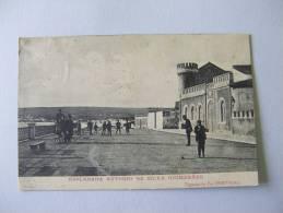 T280) PORTUGAL FIGUEIRA DA FOZ ESPLANADA ANTONIO DA SILVA GUIMARAES - Coimbra