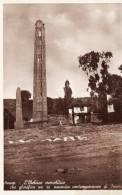 AXUM  /   L' Obelisto Monolitico - Etiopía