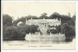 QUIMPER , Château De Lanniron , 1916 - Quimper