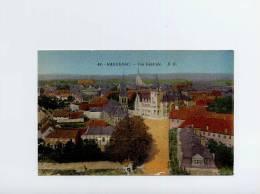 HAGUENAU (Bas-Rhin) - CPA - Vue Générale - Haguenau