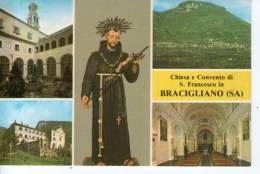Chiesa E Convento Di S.Francesco In BRACIGLIANO (SA) - Salerno