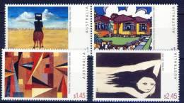 #Australia 2003. Native Artists. Paintings. Michel 2224-27.  MNH(**) - 2000-09 Elizabeth II