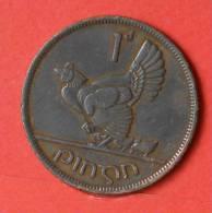 IRELAND  1  PENNY  1949   KM# 11  -    (2264) - Irlande