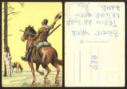 USA Karl May WINNETOU II Indian       #10766 - Indianer