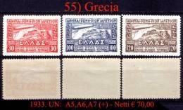 Grecia-055 - Neufs