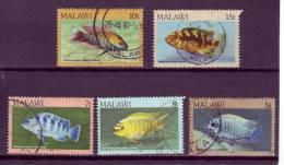 Malawi YV 415/9 O 1984 Poisson - Poissons