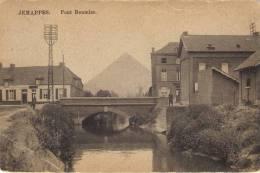 Jemappes. Pont Beumier. Coins Arrondis. - Belgique