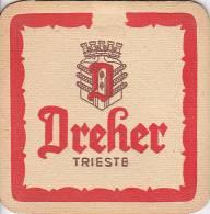 POSAVASOS - SOUS-BOCKS DREHER Bierviltje Sous Bock Bierdeckel Beercoaster - Portavasos