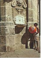 C UBA  1986– POSTCARD – OLD HABANA – CHORRO ALLEY  FLOWN TO SWITZERLAND   W 2 STS OF 10-20 (MOTHER&rsq - Postcards