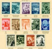 BULGARIA - 1942 Historical Series Mounted Mint - 1909-45 Kingdom