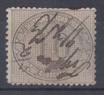 DR Minr.12 Mit Federzug - Deutschland