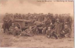 BELGIQUE:Camp De Beverloo.(Limbourg):1923.LE MARCHAND DE NOUGAT.Charette Tirée Par Un Ane;Pas Courante. - Leopoldsburg (Kamp Van Beverloo)