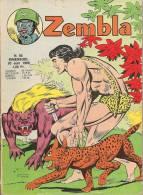 Zembla N° 85 - Editions LUG à Lyon - Juin 1969 - Avec Aussi Gun Gallon Et Rakar - BE - Zembla