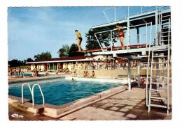 71 La Clayette La Piscine , Plongeoir, Plongeon,  Cachet La Clayette 1979 , - France