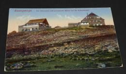 AK   Böhmische Preusische Baude Schneekoppe   #AK3944 - Schlesien