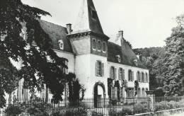 """Tellin - Ancienne Demeure Du Baron Edmond D'Hoffschmidt Dit """" Li Vî Monseu """" ( Voir Verso ) - Tellin"""