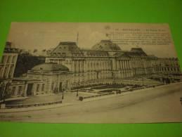 Bruxelles, Le Palais Royal - Belgium