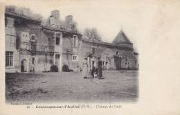 79.  Deux Sèvres : Coulonges Sur L ' Autize .  Le Chateau Du Pairé . - Coulonges-sur-l'Autize